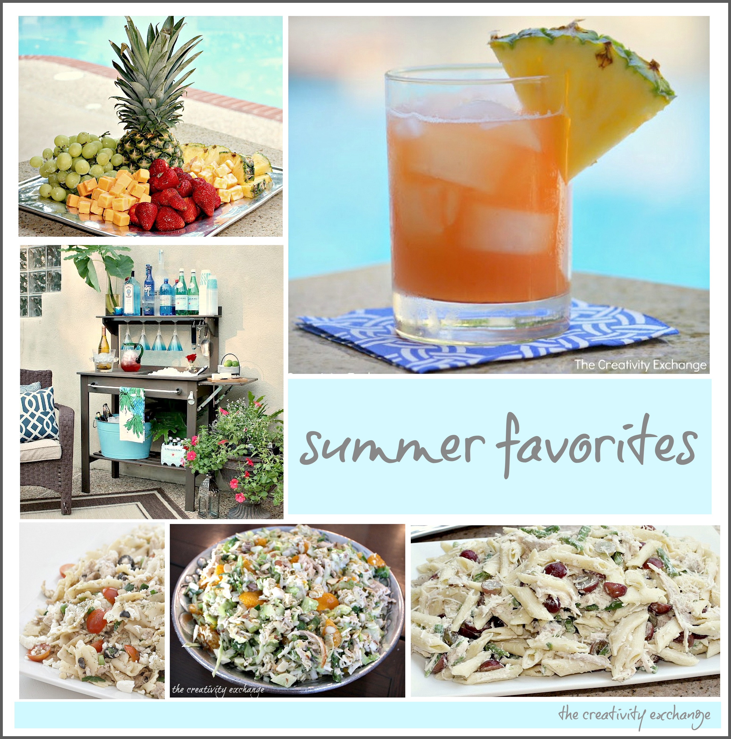 Entertaining Ideas Brilliant Of Summer Entertaining Ideas and Recipes Picture