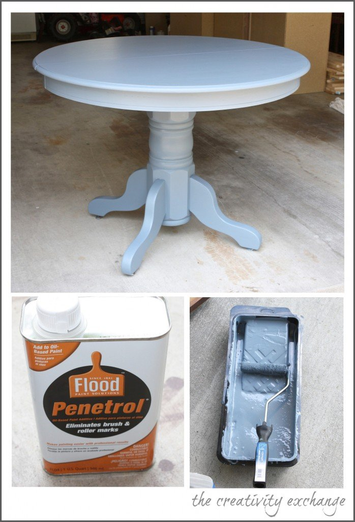 Tips and tricks for working with oil based paint to create a flawless and extra durable finish {The Creativity Exchange}