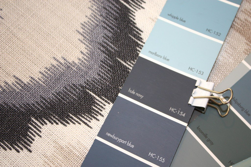 Tips for how to choose a paint color palette {The Creativity Exchange}