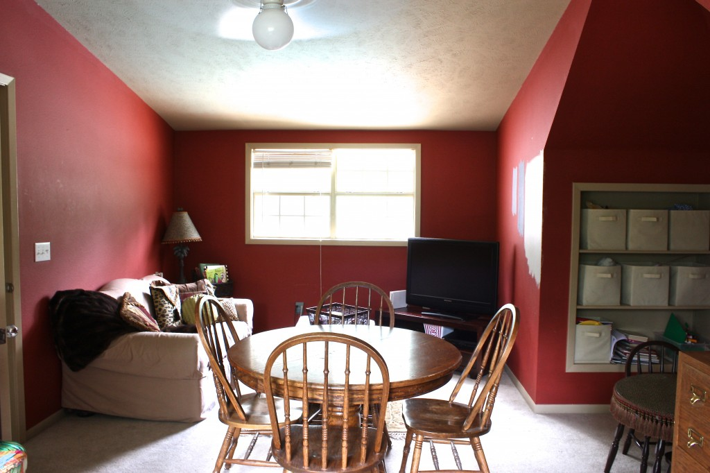 Red Playroom