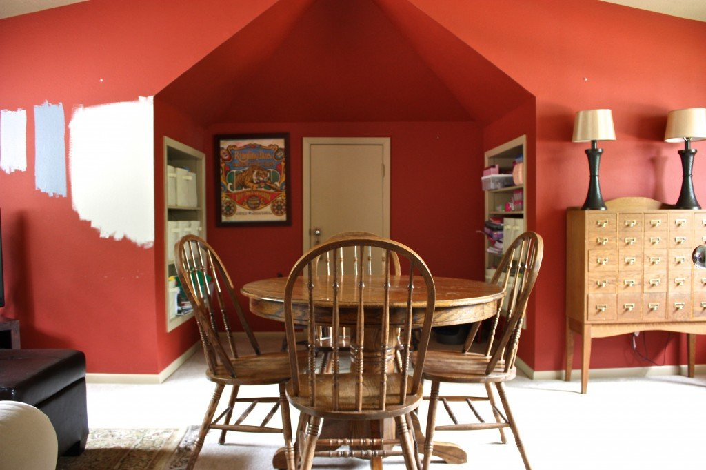 Red Playroom