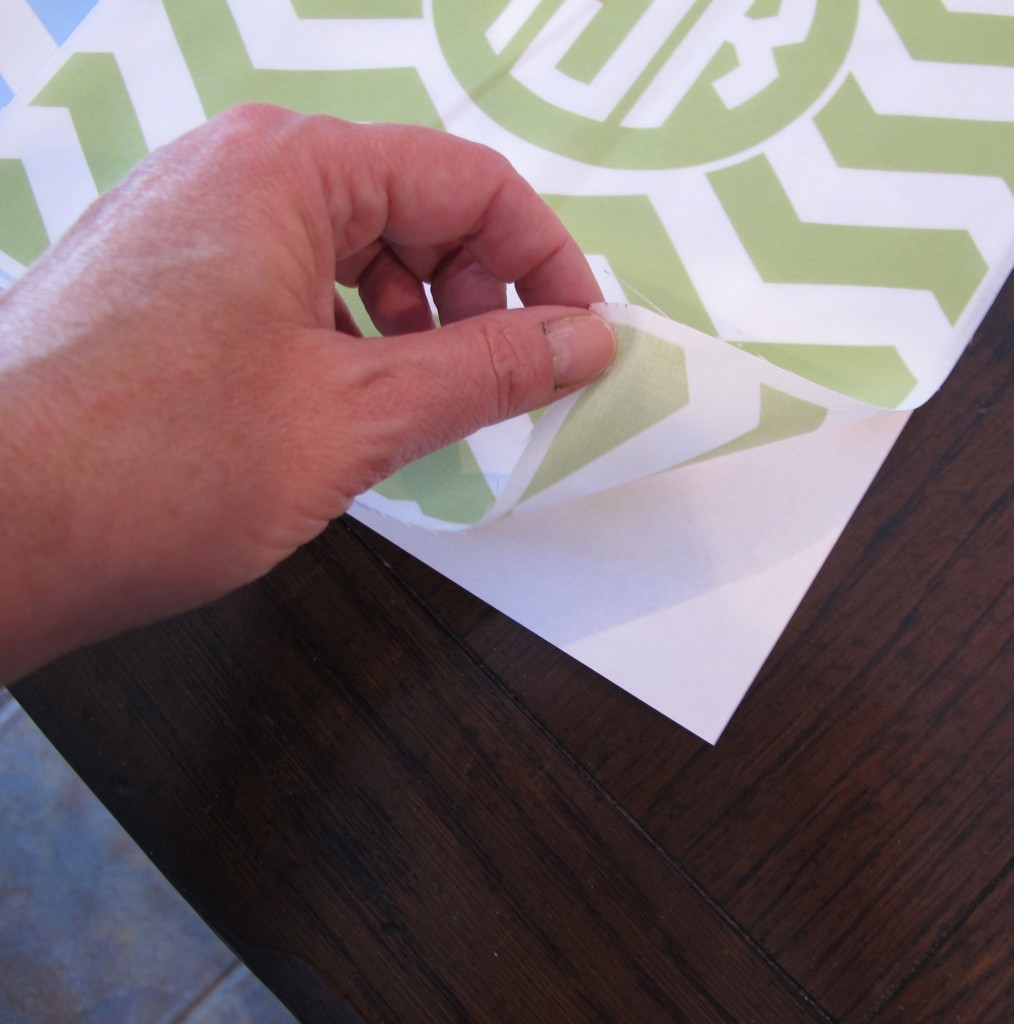 how to print free printables on fabric {The Creativity Exchange}