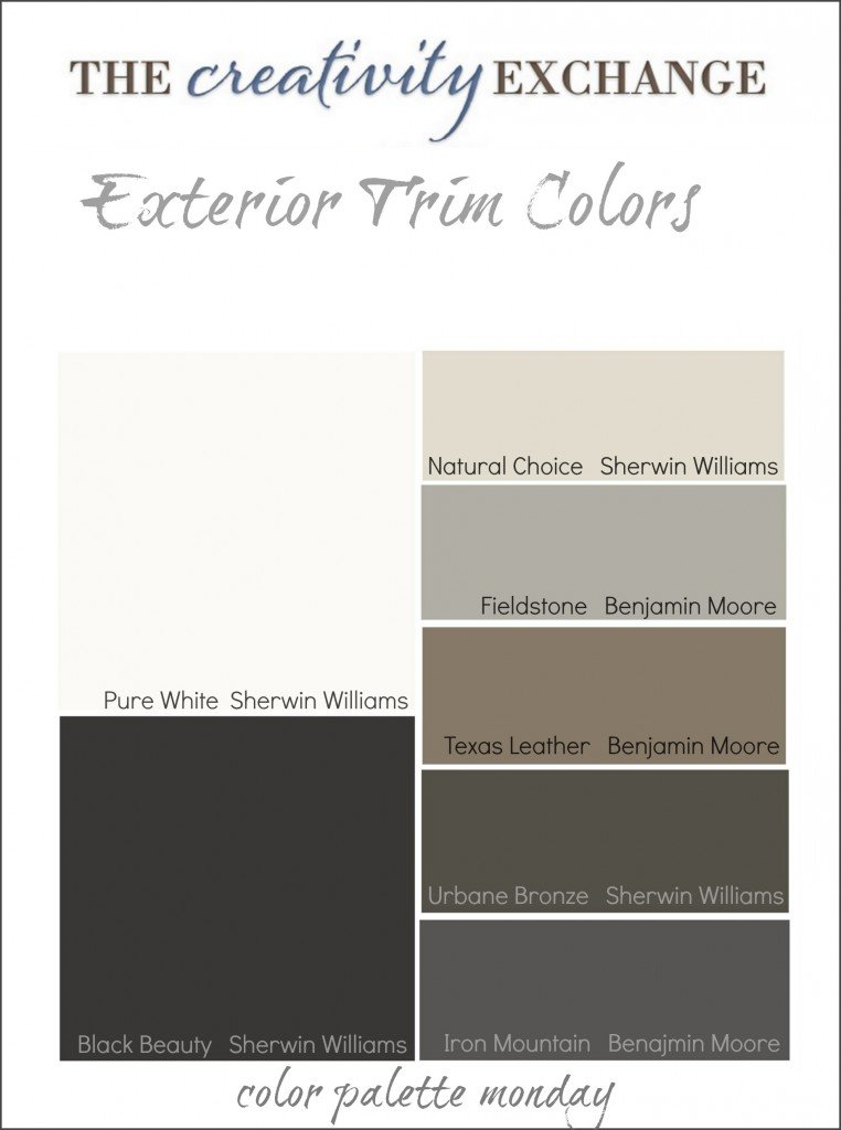 Tips And Tricks For Choosing The Perfect Exterior Trim Color Creativity Exchange