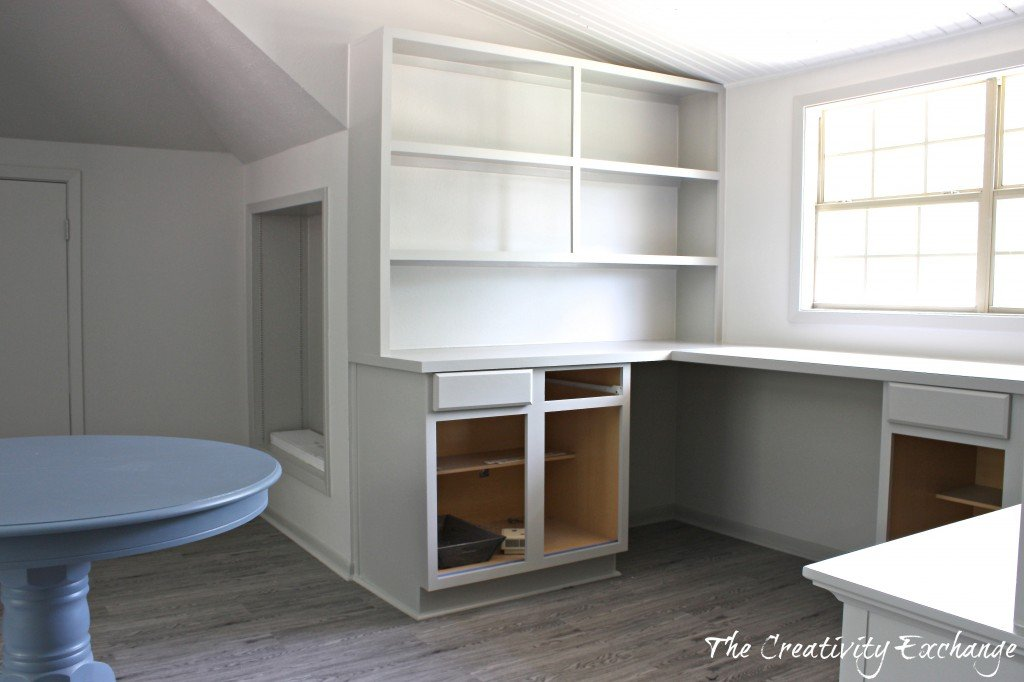 Office-Craft Room Project   (The Creativity Exchange)