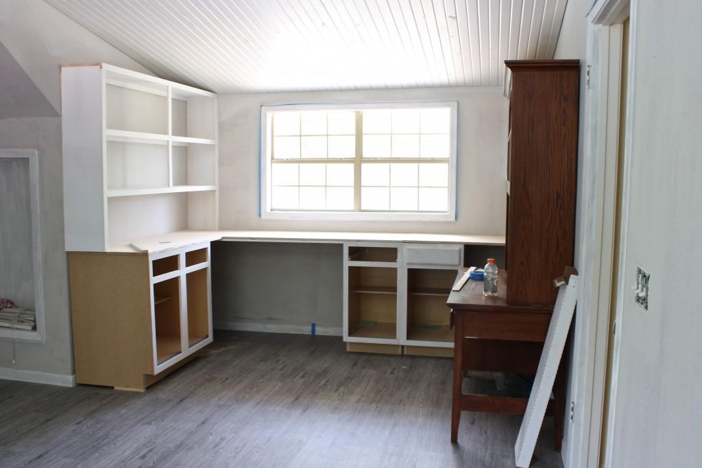 Office/Craft Room Revamp {The Creativity Exchange}