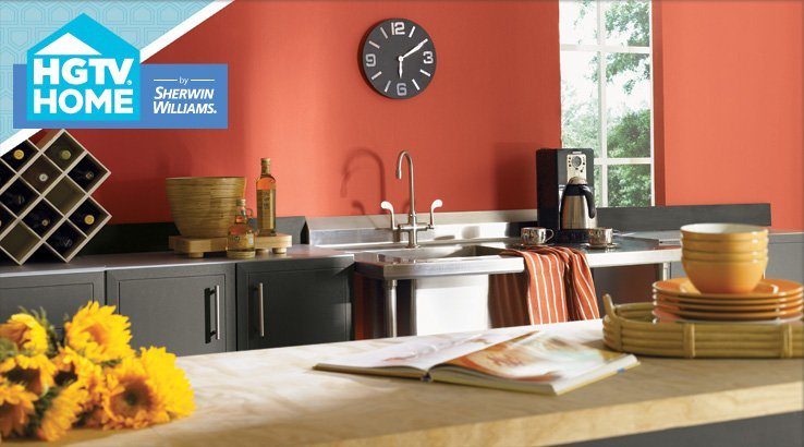 Global Spice- HGTV Paint Colors by Sherwin Williams