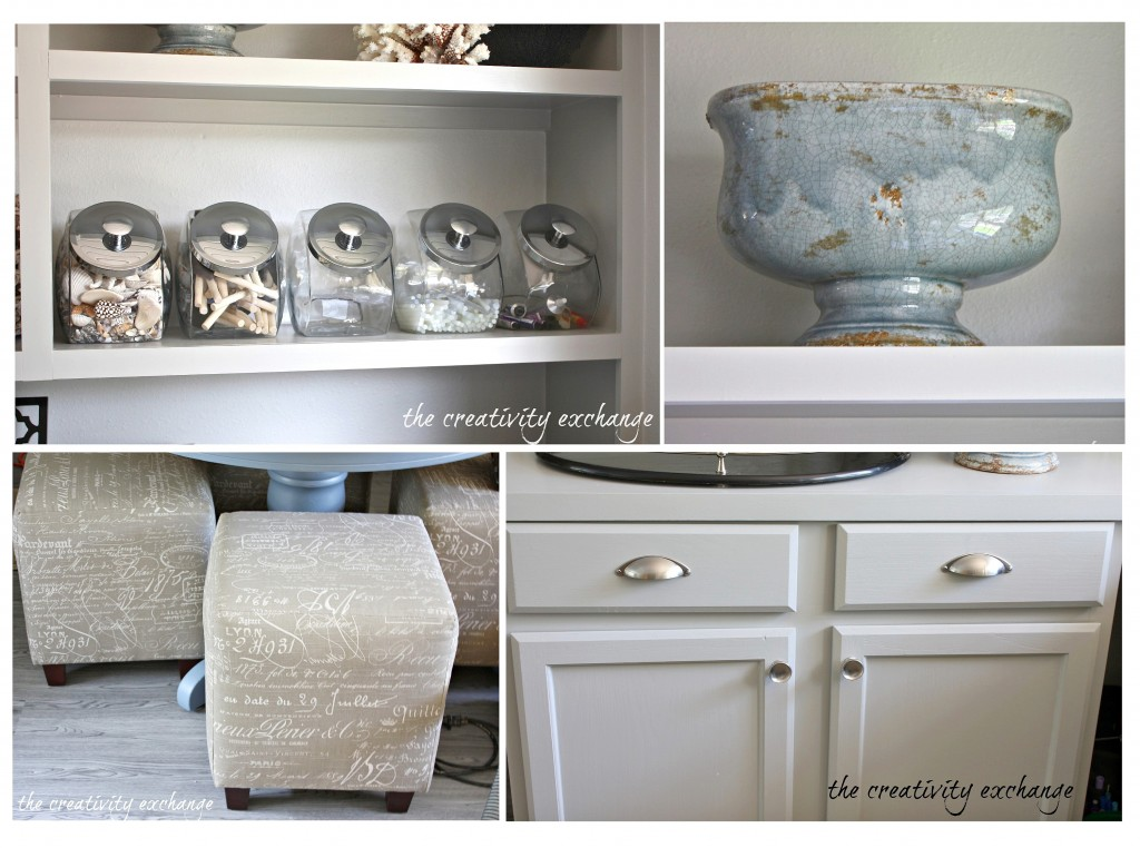Office/craft room revamp project update {The Creativity Exchange}