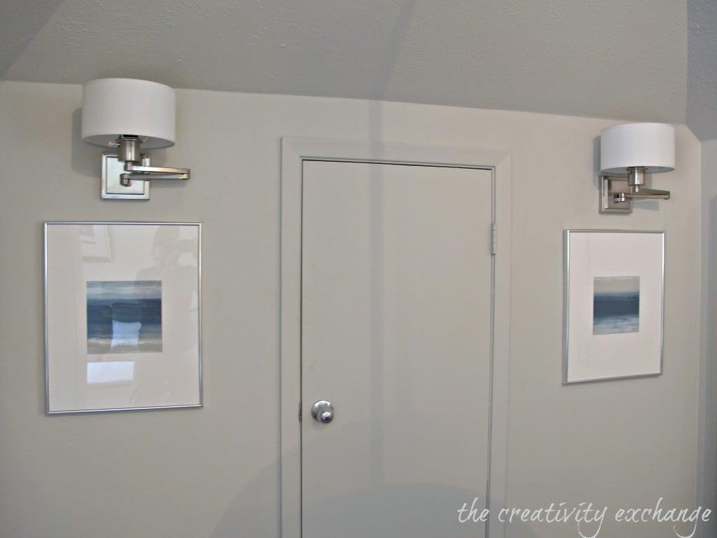 office craft room paint color palette paint it monday. Black Bedroom Furniture Sets. Home Design Ideas