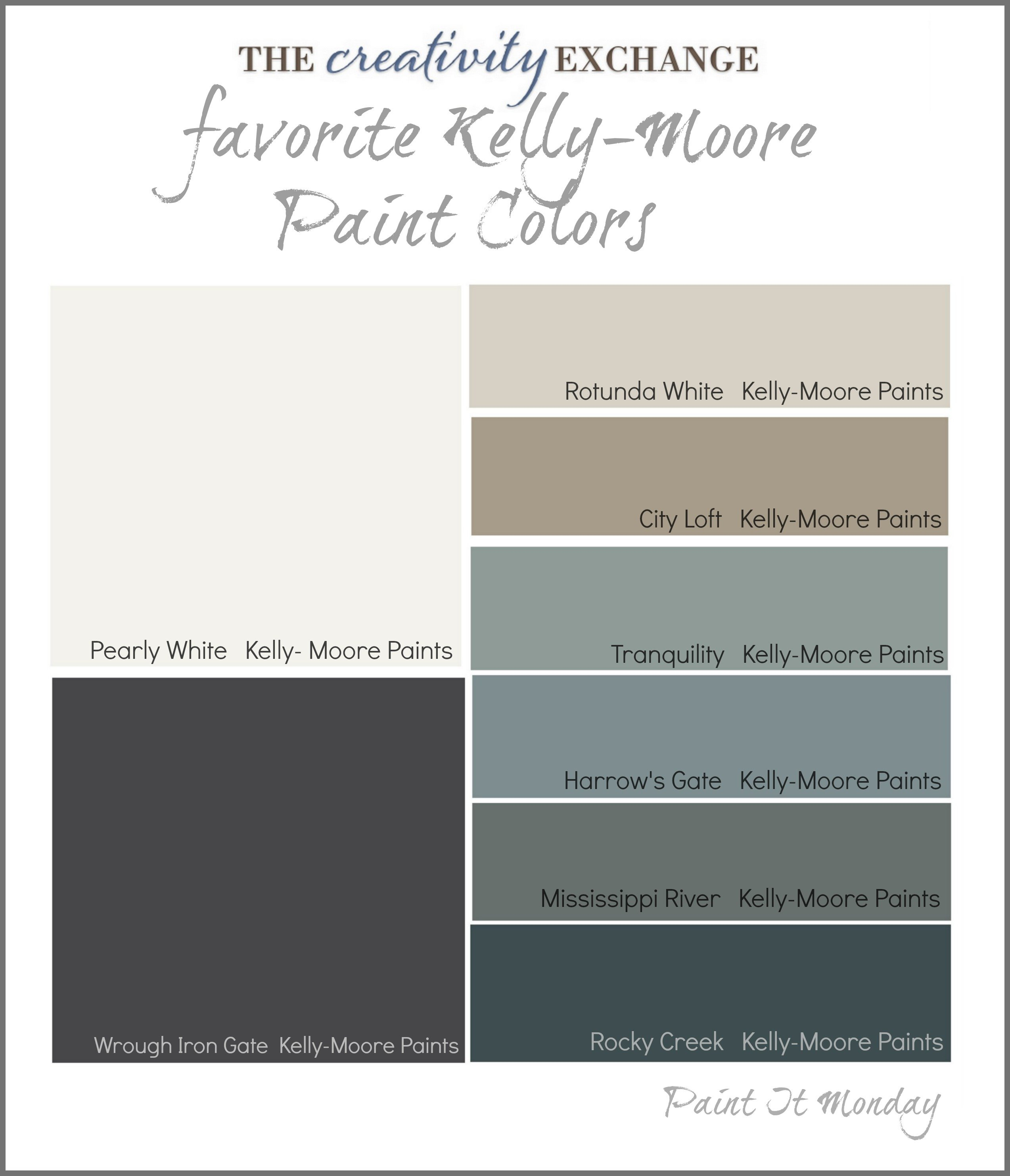Interview with paint color stylist mary lawlor from kelly moore paints paint it monday Great paint colors