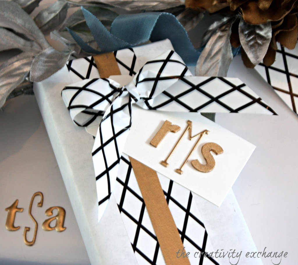 Favorite gift wrapping tricks {The Creativity Exchange}