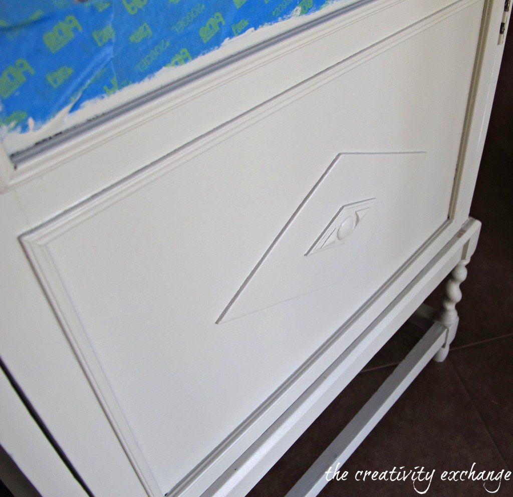 Furniture Painting Basics for A Flawless Finish {The Creativity Exchange}