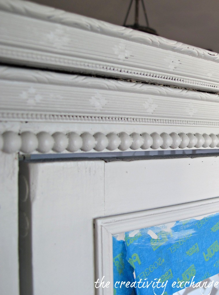 Furniture Painting Basics for Creating a Flawless Matte Finish {The Creativity Exchange}