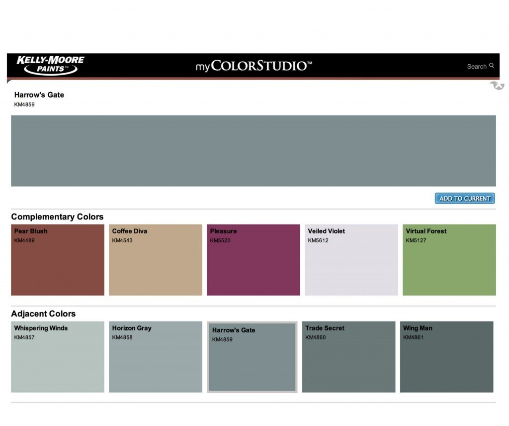 Interview with paint color stylist mary lawlor from kelly for Good colors with gray