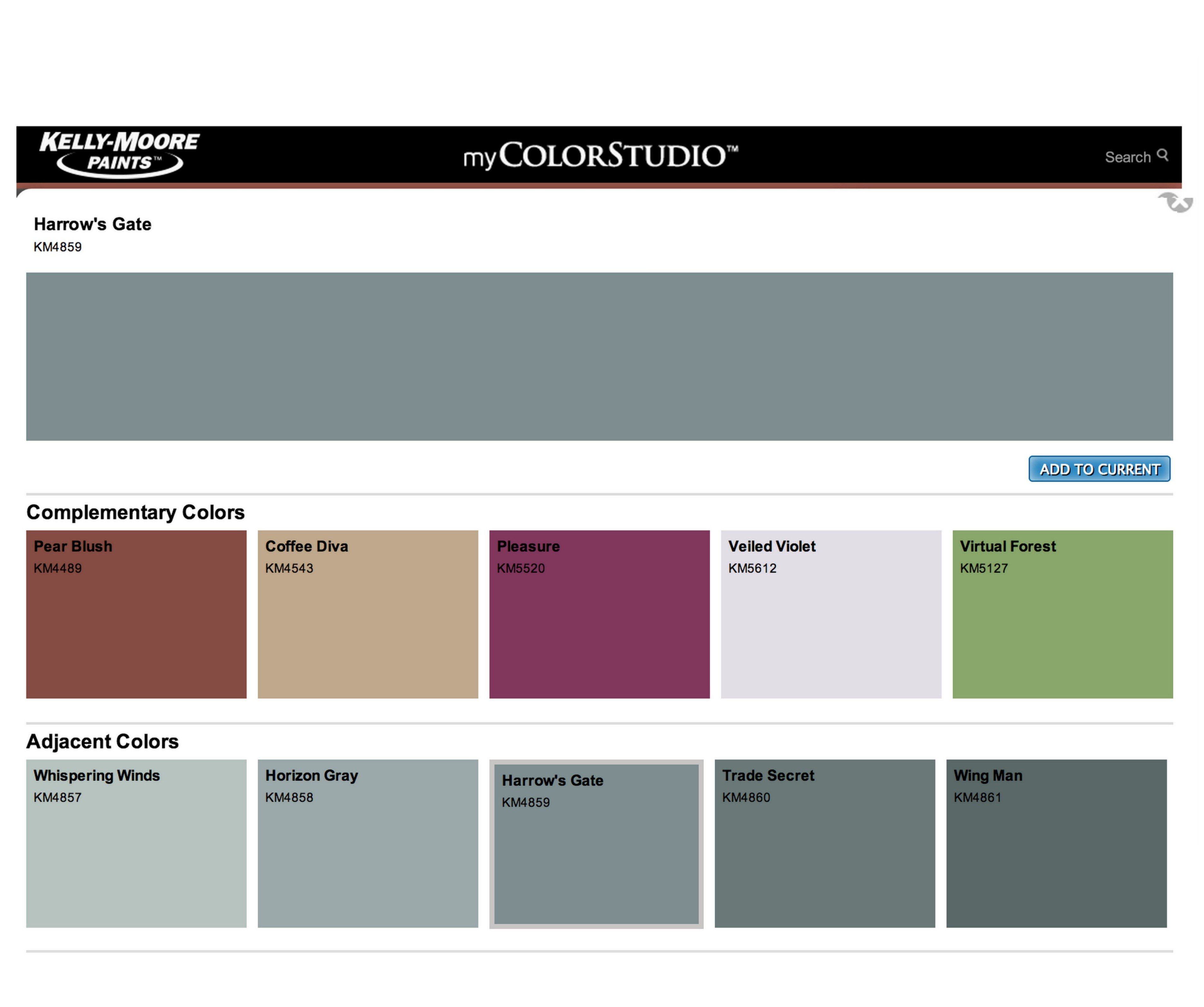 Interview with paint color stylist mary lawlor from kelly for Rich neutral paint colors