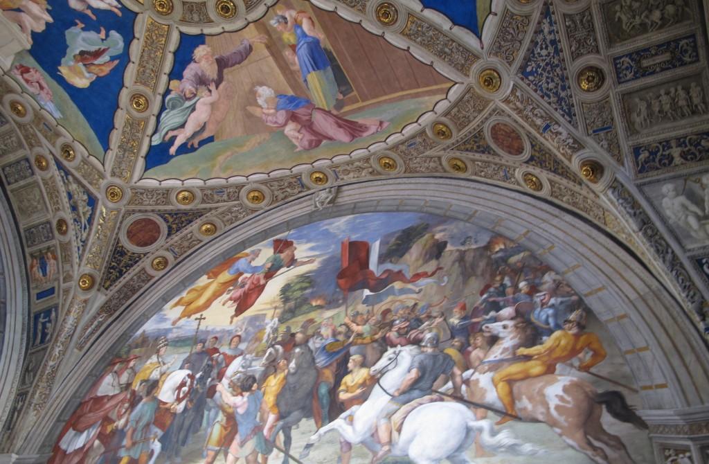 The Vatican Frescos