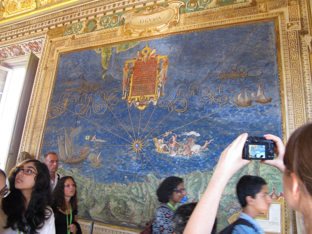 The Vatican Map Hall