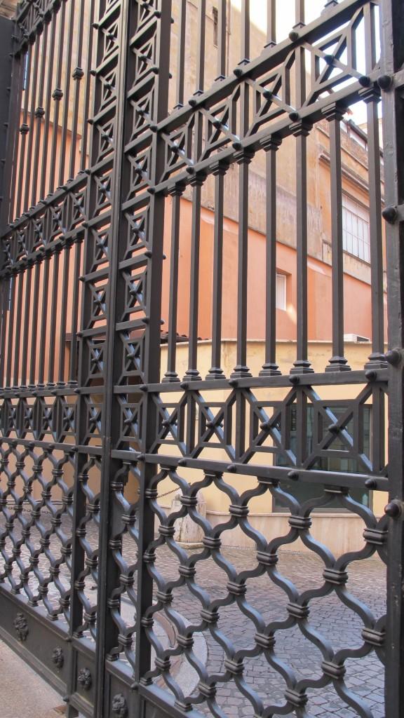 gate in Rome