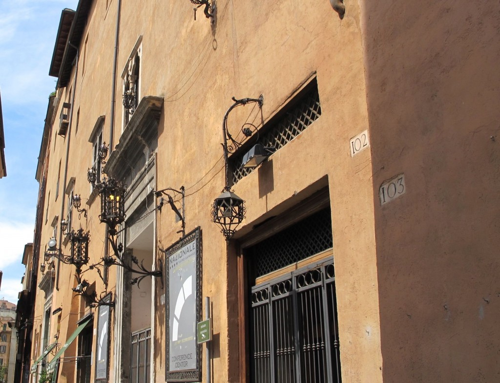 light fixtures in Rome