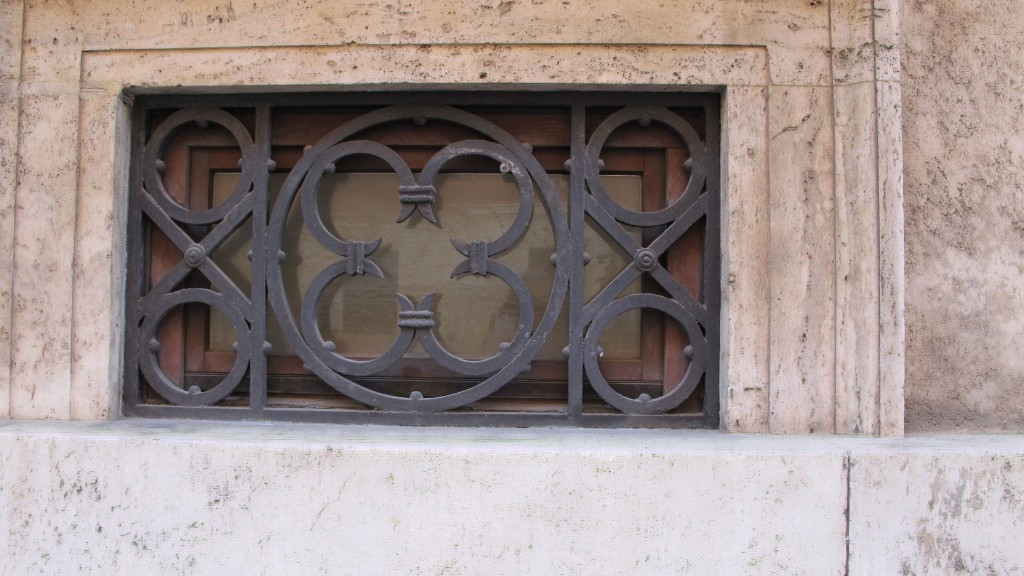 vent cover in Rome