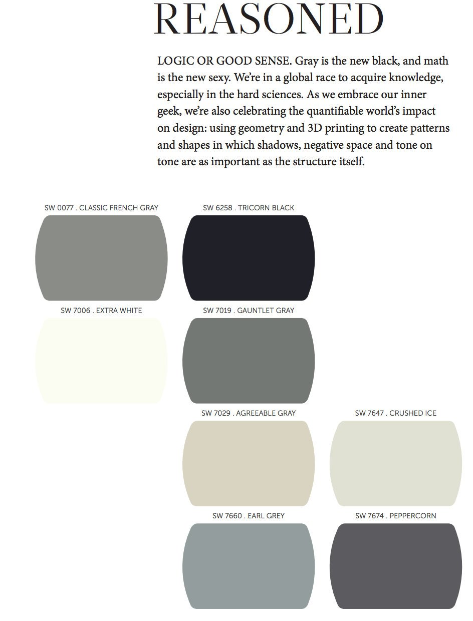 Favorites from the 2014 paint color forecast paint it monday - Sherwin williams exterior colors 2014 ...