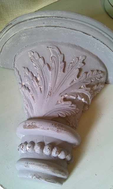 Homemade Gesso For Furniture Painting
