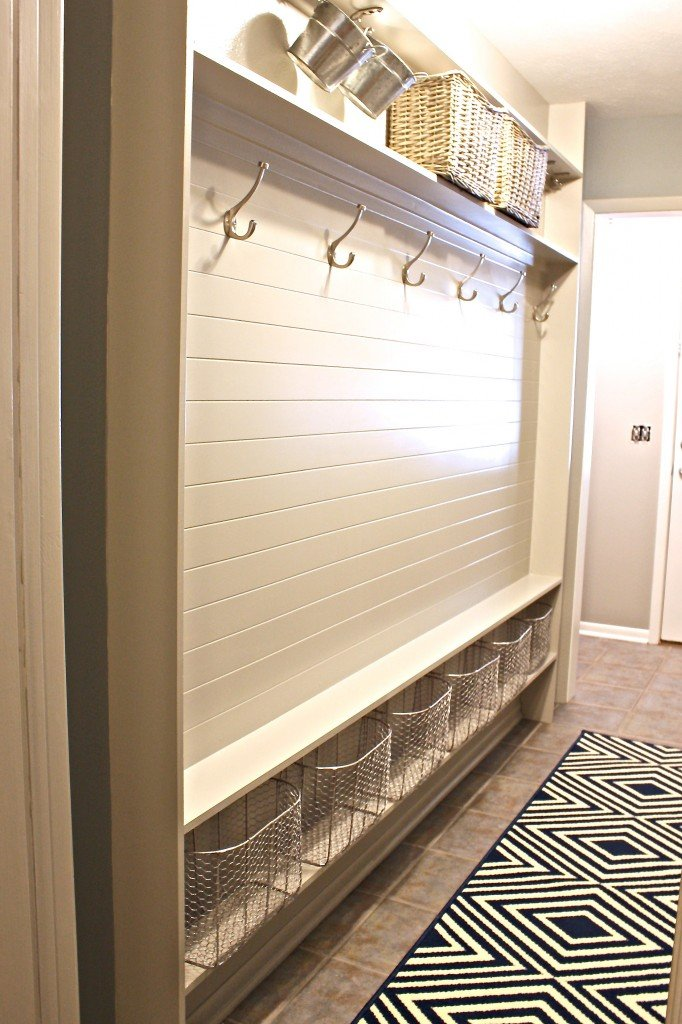 Narrow Hallway Mudroom The Creativity Exchange