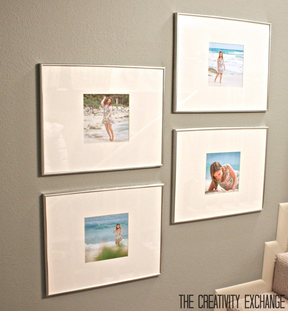 tricks for printing beautiful frame-worthy photographs at home {The Creativity Exchange}