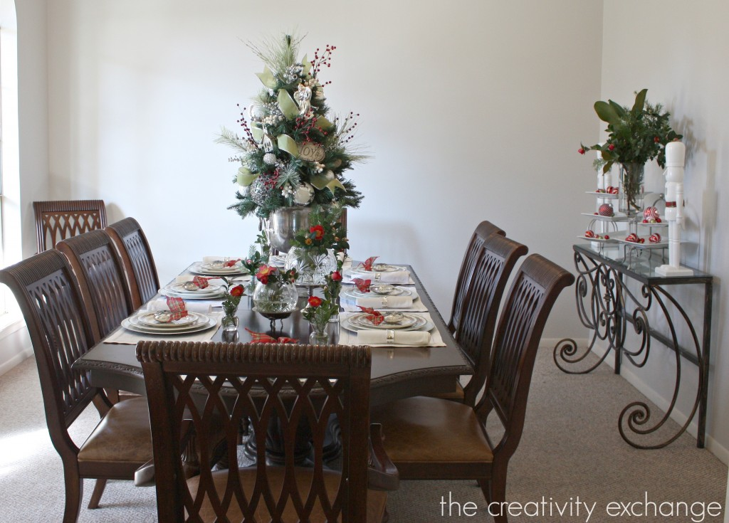 12 Days of Christmas Tour of Homes (Day 4) The Creativity Exchange