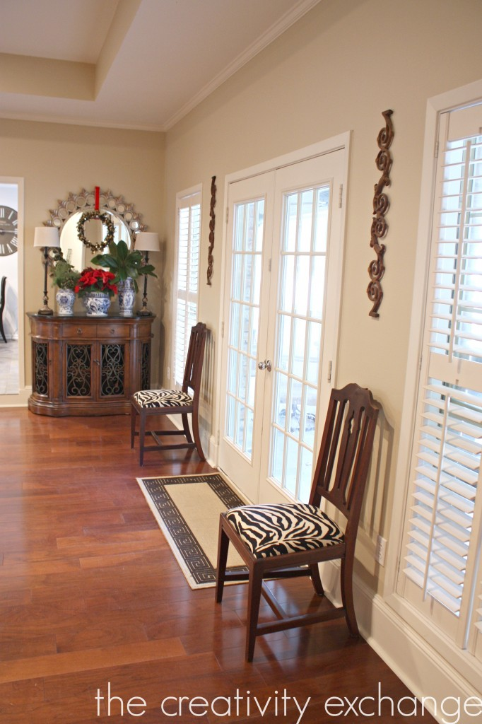 12 Days of Christmas Tour of Homes {The Creativity Exchange}