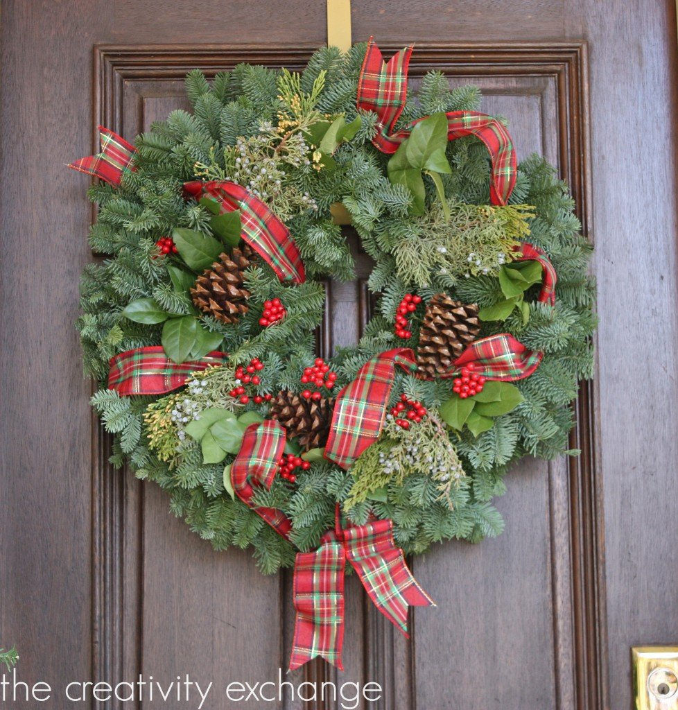 Christmas Tour of Homes {Day 4} The Creativity Exchange