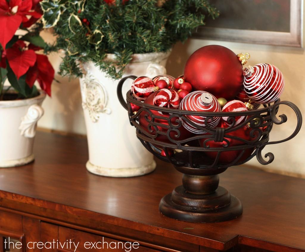 Christmas ornaments {The Creativity Exchange}