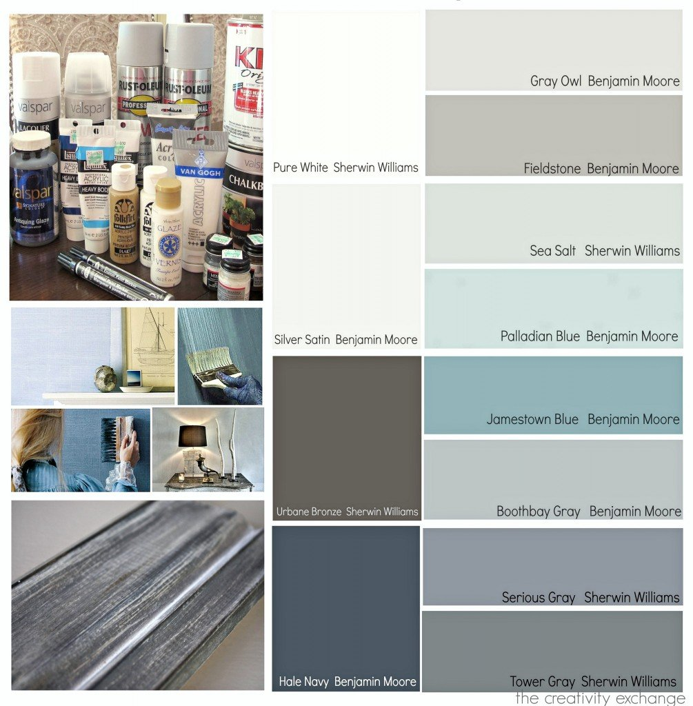 Favorite Pottery Barn Paint Colors 2014 Collection Paint