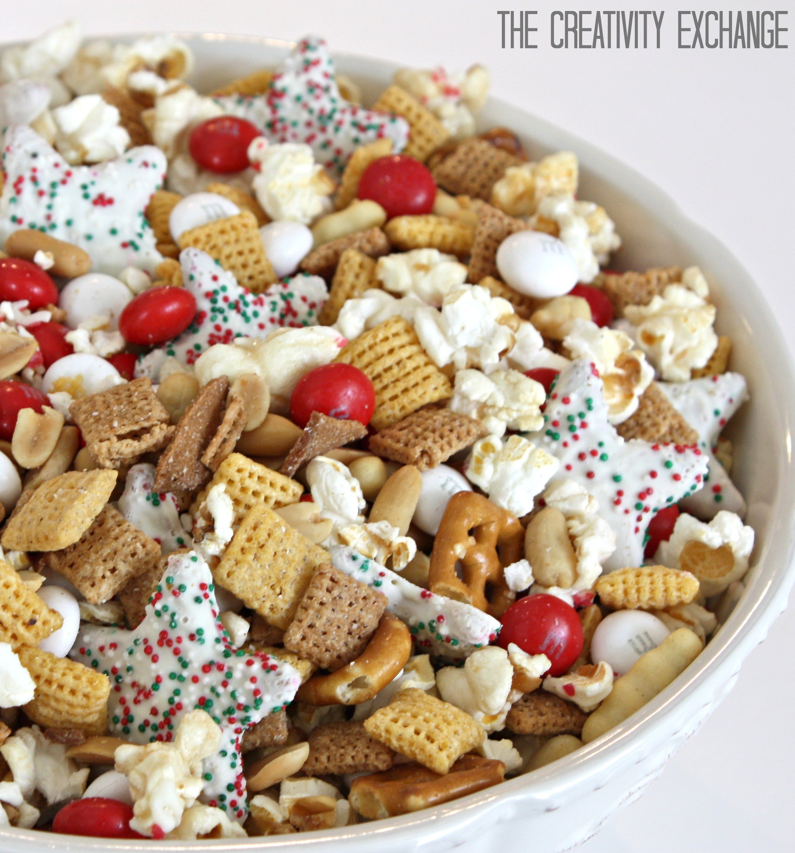 51 Best Trail Food And Cooking Ideas Images On Pinterest: Favorite Christmas Snacks And Printable Gift Tag