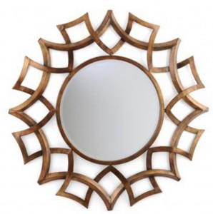Kirklands Minogue Mirror {The Look for Less} The Creativity Exchange
