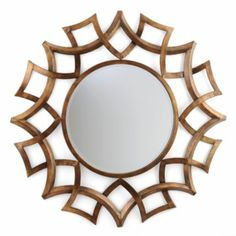 Minogue Wall Mirror from Kirkland's for $129.00- The Creativity Exchange