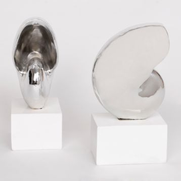 Nautilus Bookends (set of 2) on sale today at Kirklands for $30.97- The Creativity Exchange
