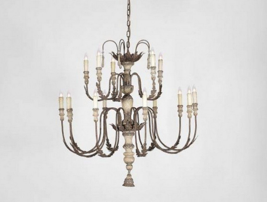Katrina Chandelier from Gabby Home {The Creativity Exchange}