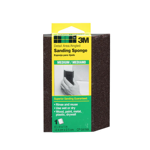 3M  Sanding Sponge- The best for paint projects {The Creativity Exchange}
