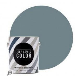 Jeff Lewis Color called Skinny Dip now available at Home Depot {The Creativity Exchange}