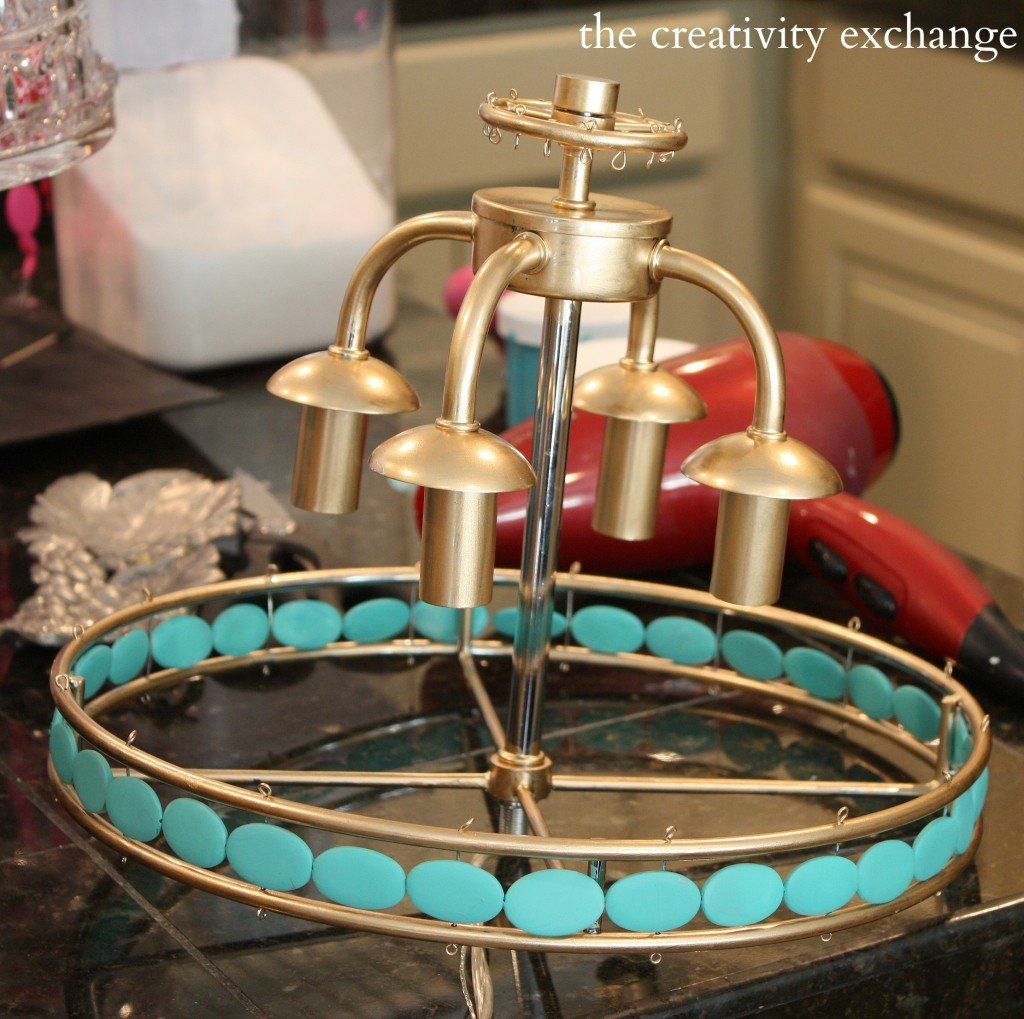 Testors enamels for painting fixtures and old hardware. Used for model cars and airplanes. {The Creativity Exchange}