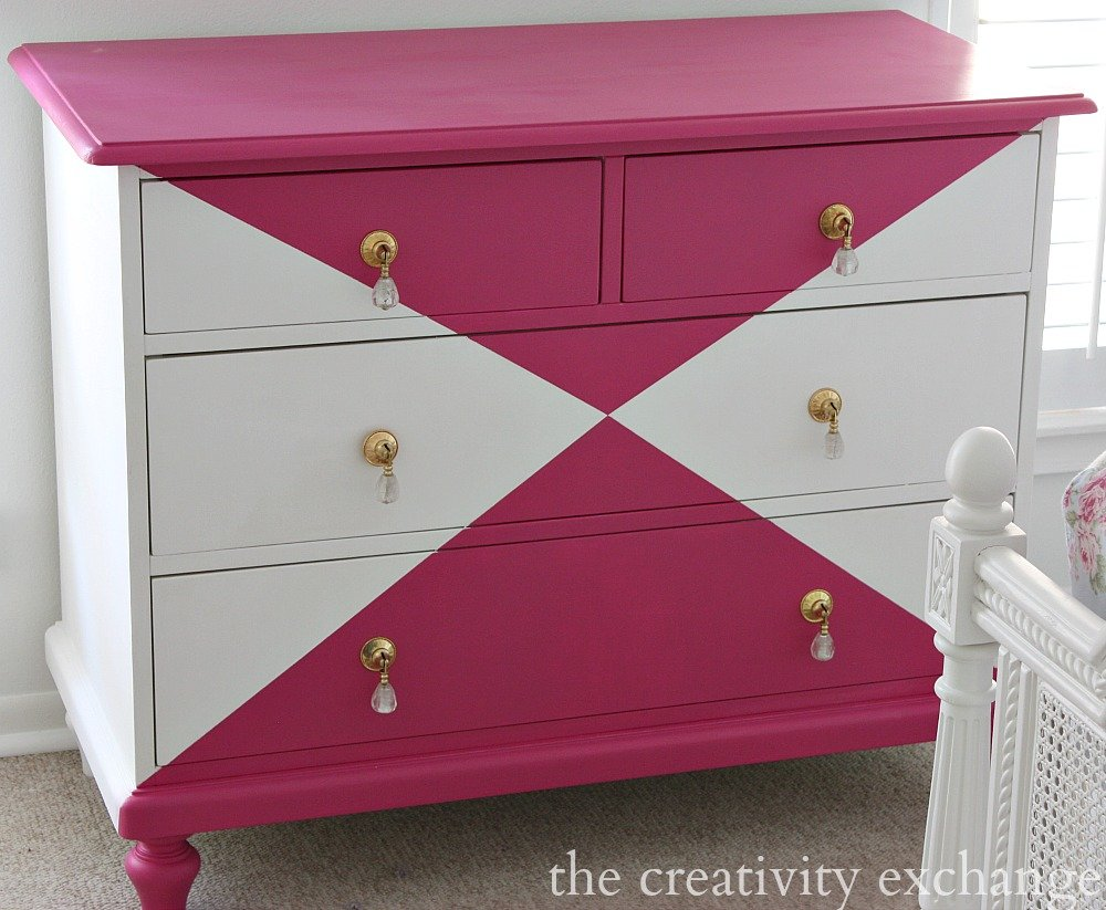creative ways to paint children 39 s furniture