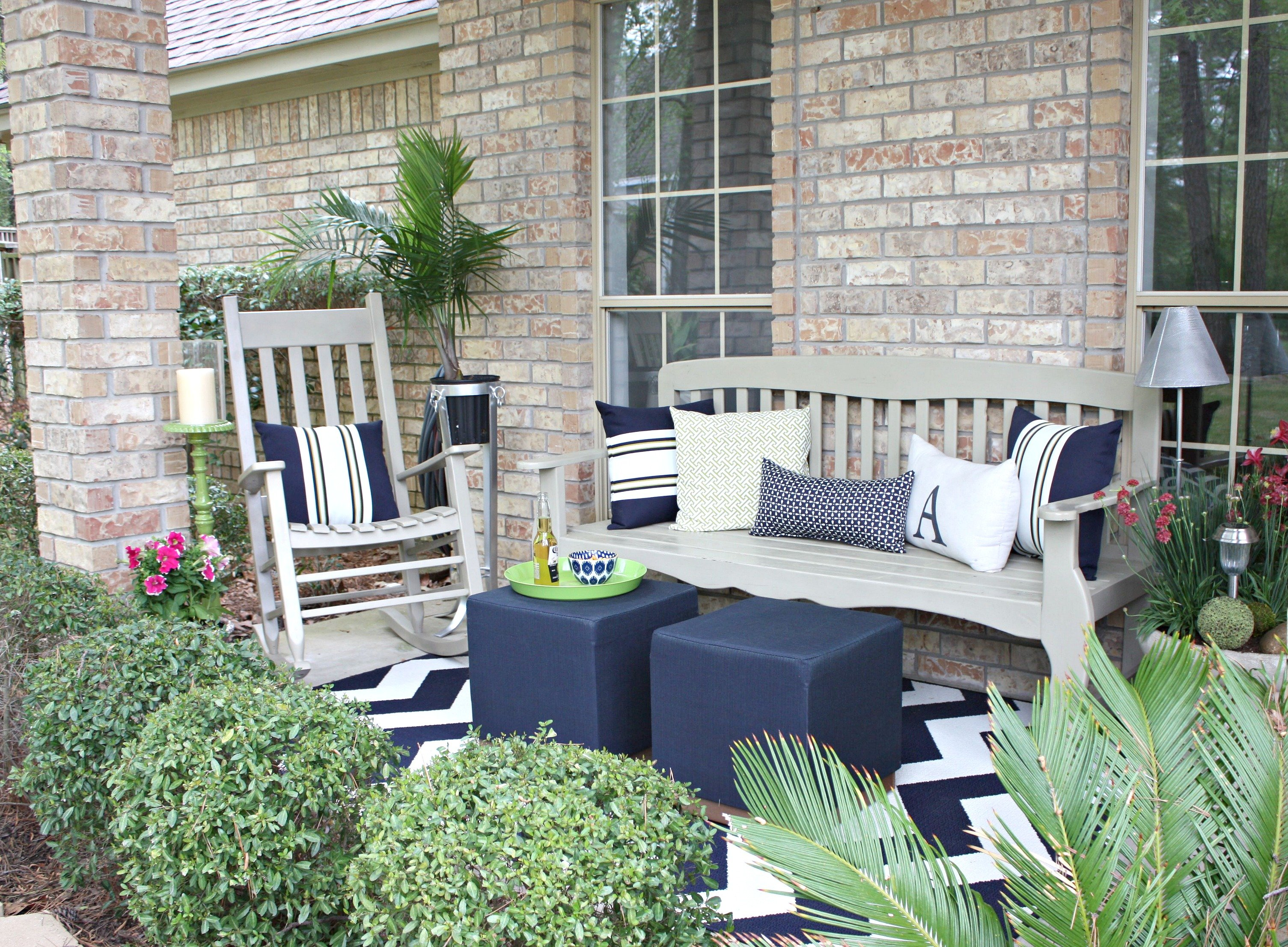 Painting Outdoor Furniture And Accessories - Painting outdoor furniture