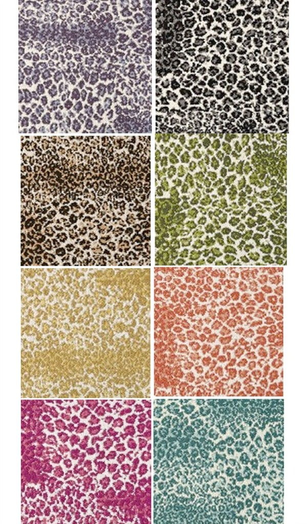 Spot On Carpet Squares from FLOR. 8 Colors in the collection and you attach with the FLOR adhesives to create rugs. The Creativity Exchange