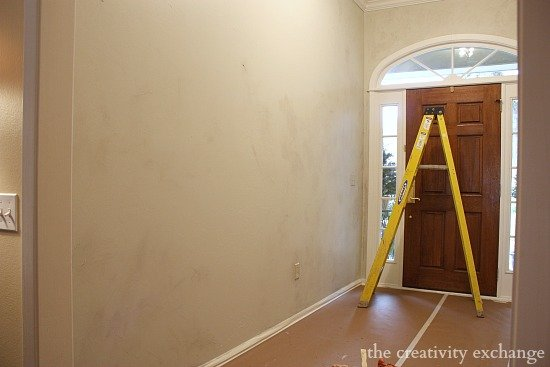 Faux Plaster faux plaster paint treatments: why and how to