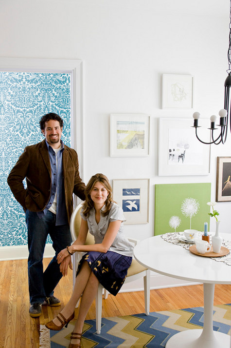 Photographer Kim Cornelison and husband Alfie Ferreyra. The Creativity Exchange