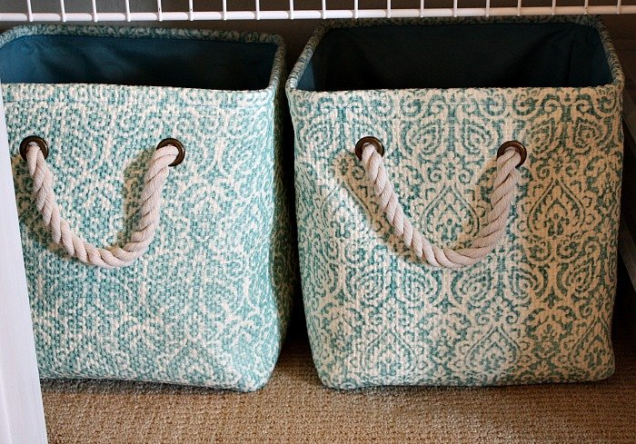 Great storage baskets from Kirkland's. The Creativity Exchange