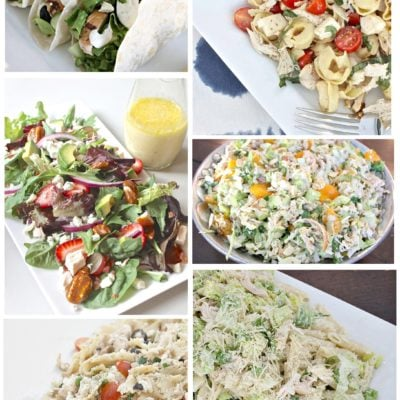My Favorite Summer Salads Recipes