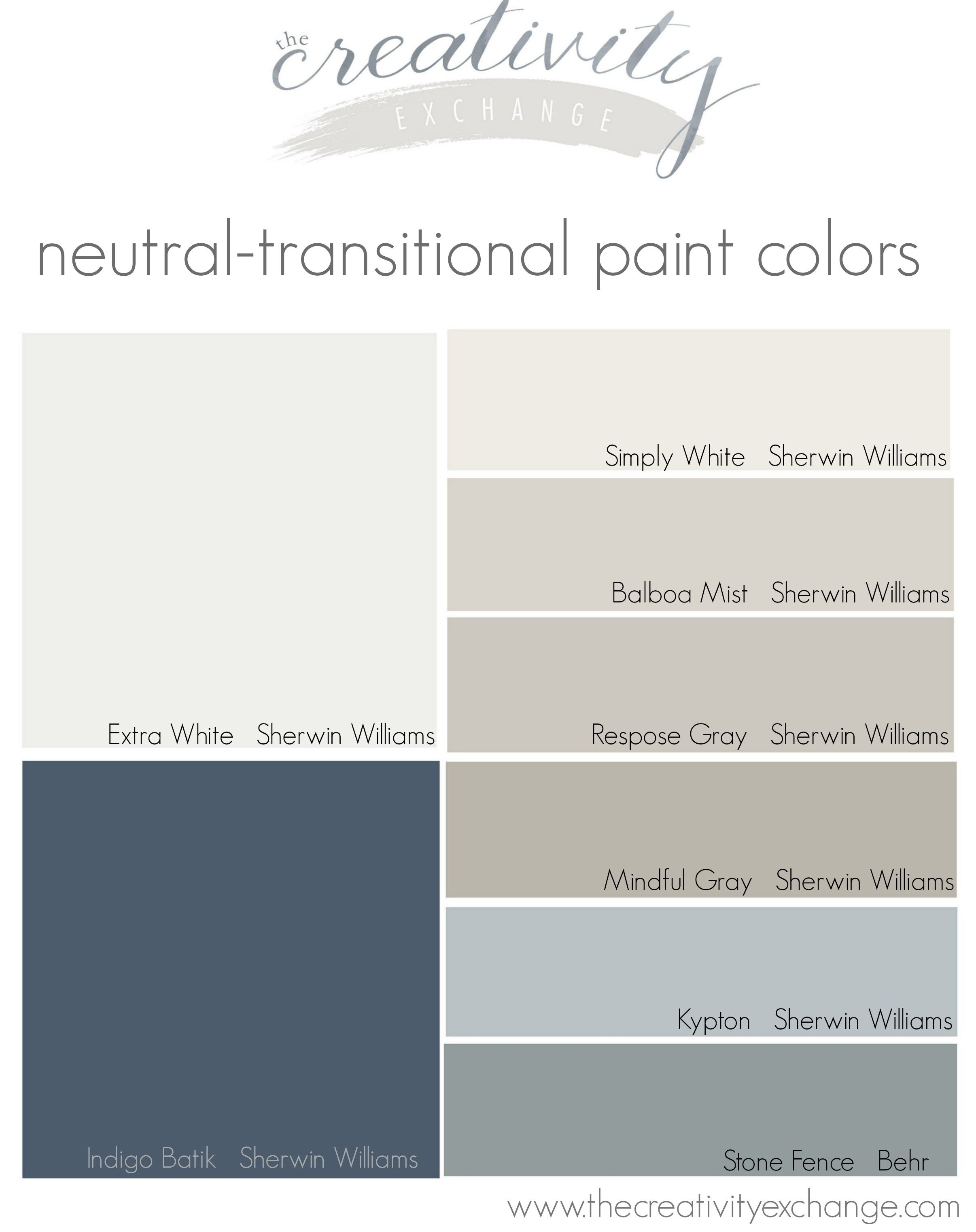 Paint colors in my home my color strategy - Popular exterior paint colors 2014 ...