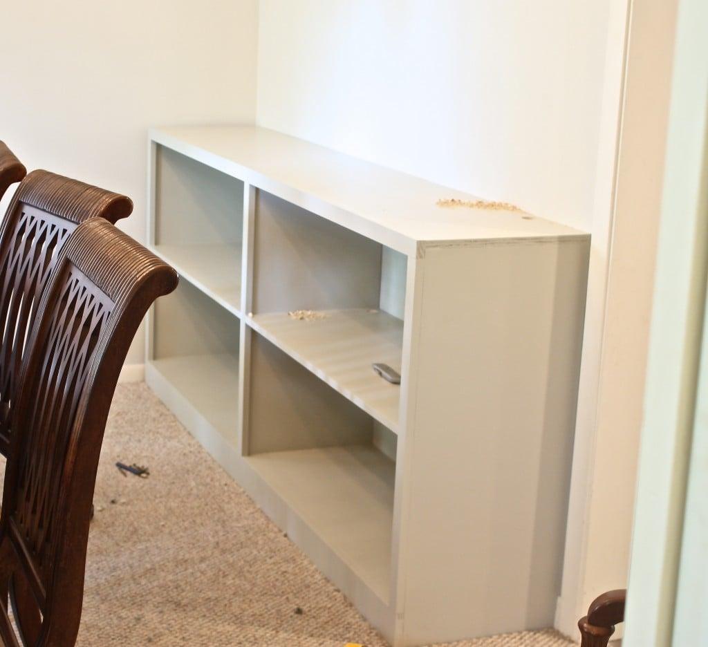 Diy Dining Room Storage