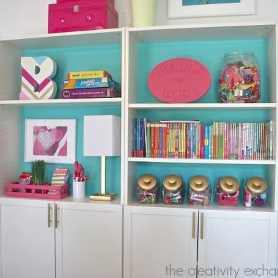 Creative and Fun Ways to Organize Bookshelves for Kids